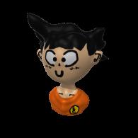 3d model - Young Goku