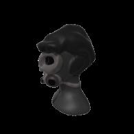 3d model - Mascara de gas