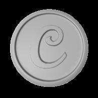 3d model - knob circles