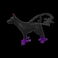 3d model - Fantasy dog
